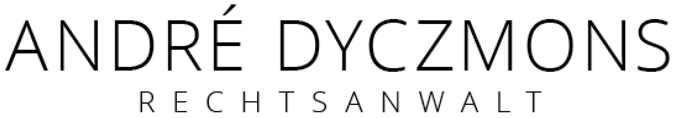 Rechtsanwalt Dyczmons